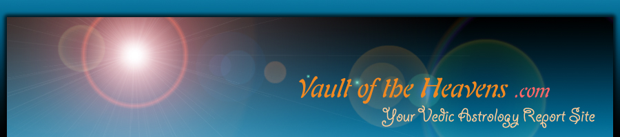 Vedic Astrology Chart Calculator :: Vault of the Heavens